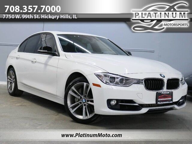 2014 BMW 335i xDrive Sport Pkg Auto Roof Heads Up Loaded MSRP $54,325 Hickory Hills IL