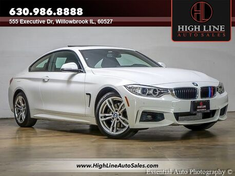 2014_BMW_4 Series_428i xDrive_ Willowbrook IL