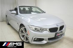 2014_BMW_4 Series_435i Cabrio M Sports Premium Technology Navigation Backup Camera 1 Owner_ Avenel NJ
