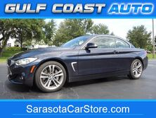 BMW 4 Series 435i Convertible! 1-OWNER! FL CAR! ONLY 34K MI! NAV! CARFAX! CLEAN! SHARP! FINANCING AVALIABLE! 2014
