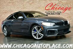 2014_BMW_4 Series_435i xDrive Coupe - M-SPORT PACKAGE 3.0L Straight 6-CYL ENGINE ALL WHEEL DRIVE BLACK LEATHER HEATED SEATS HEATED STEERING WHEEL SUNROOF XENONS_ Bensenville IL