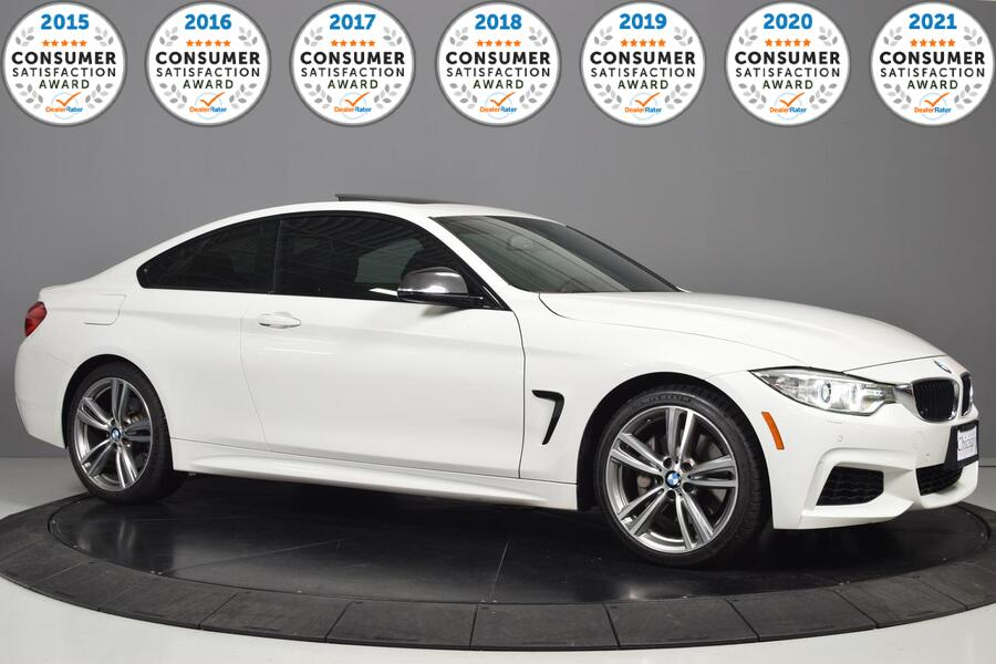 2014_BMW_4 Series_435i xDrive M Sport 19k Miles $62,165 MSRP_ Glendale Heights IL