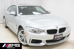 2014_BMW_4 Series_435i xDrive M Sports Premium Technology Navigation Backup Camera 1 Owner_ Avenel NJ