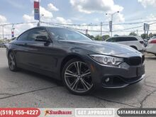 2014_BMW_4 Series_i xDrive   LEATHER   ROOF   CAM   CLEEEEAN_ London ON