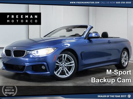 2014_BMW_428i_Convertible M-Sport Htd Seats_ Portland OR