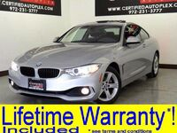 BMW 428i xDrive PREMIUM PKG HARMAN KARDON SOUND NAVIGATION SUNROOF LEATHER HEATED SEATS 2014