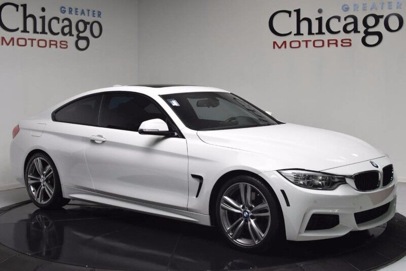 2014_BMW_435i MSport Coupe_Loaded $59,625 msrp~Lighting Package~Tech Pack_ Chicago IL