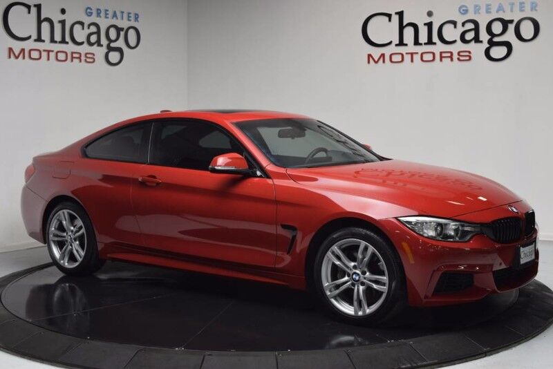 2014_BMW_435i XDrive Awd 1 Owner Carfax Certified_Loaded With Options $$58,780 msrp_ Chicago IL