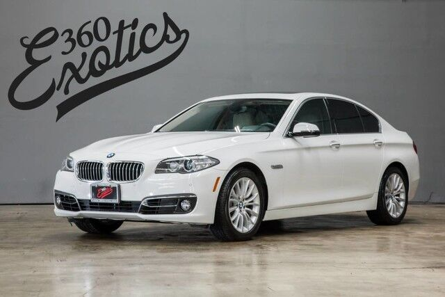 2014 BMW 5 Series 528i Austin TX
