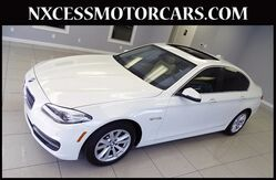 2014_BMW_5 Series_528i PREMIUM PKG NAVIGATION CLEAN CARFAX._ Houston TX
