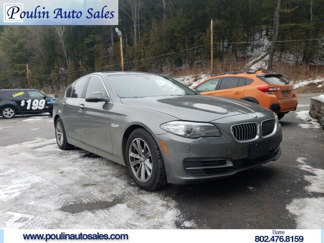 2014 BMW 5 Series 528i xDrive Barre VT