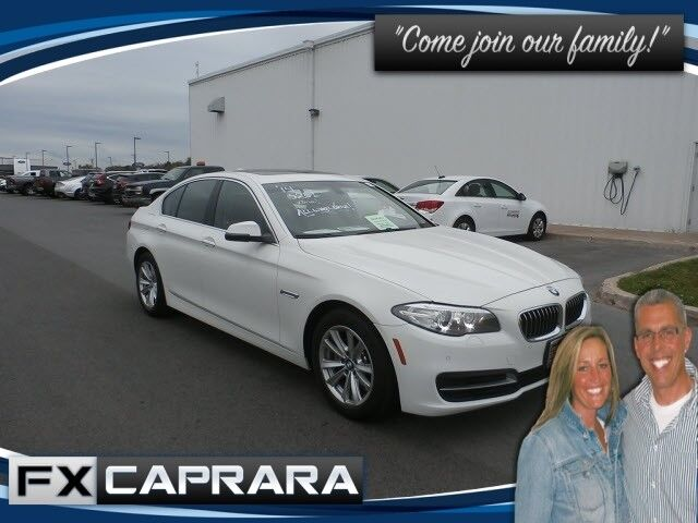 2014 BMW 5 Series 528i xDrive Watertown NY