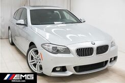 2014_BMW_5 Series_535D M Sports Premium Navigation Backup Camera Sunroof 1 Owner_ Avenel NJ