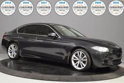 BMW 5 Series 535d xDrive 2014