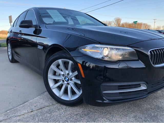 2014 BMW 5-Series 535i Charlotte and Monroe NC