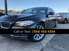 2014_BMW_5-Series_535i_ Charlotte and Monroe NC
