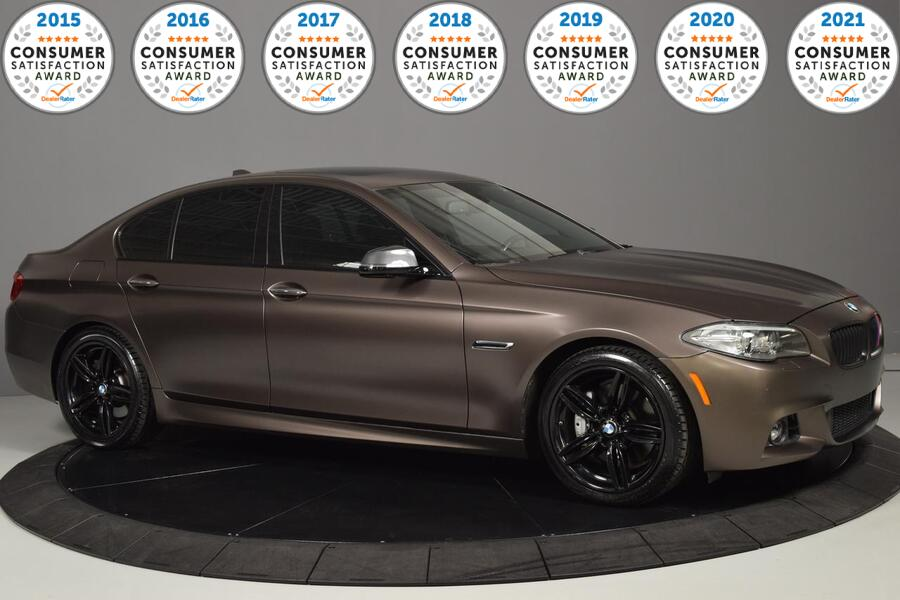 2014_BMW_5 Series_535i_ Glendale Heights IL