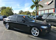 2014_BMW_5 Series_535i M Sport_ Evansville IN
