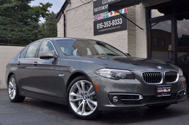 Vehicle Details 2014 Bmw 5 Series At Bellemeade