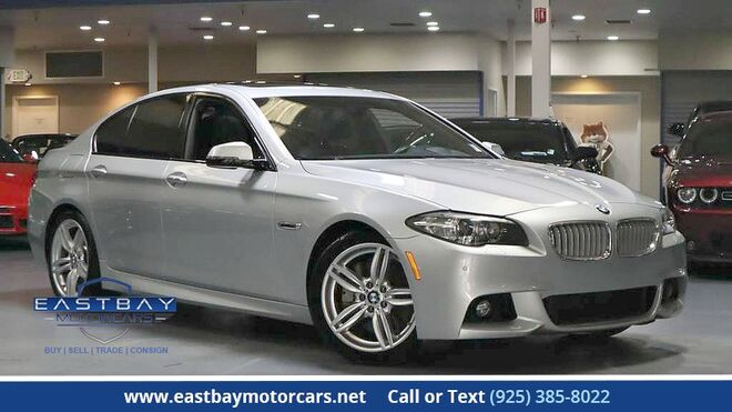 2014_BMW_5 Series_550i M Sport Pkg * Luxury Seating pkg_ San Ramon CA