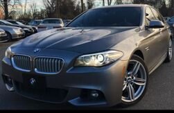 2014_BMW_5-Series_550i xDrive_ Charlotte and Monroe NC