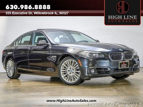 2014_BMW_5 Series_550i xDrive_ Willowbrook IL