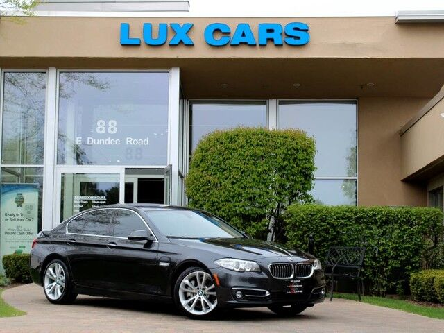 2014_BMW_535d_DIESEL LUXURY NAV MSRP $69,200_ Buffalo Grove IL