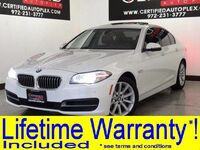 BMW 535d NAVIGATION SUNROOF LEATHER HEATED SEATS REAR CAMERA PARK ASSIST 2014