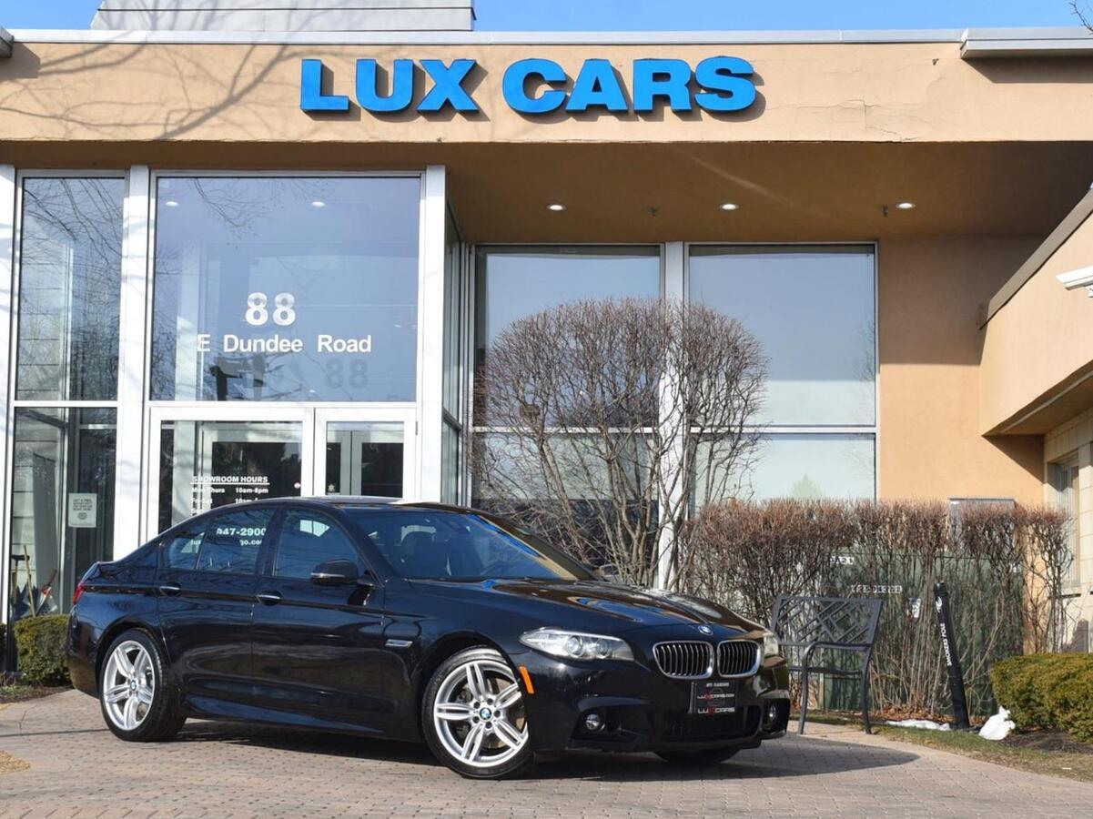 2014_BMW_535i_xDrive M-Sport Nav AWD MSRP $71,650_ Buffalo Grove IL
