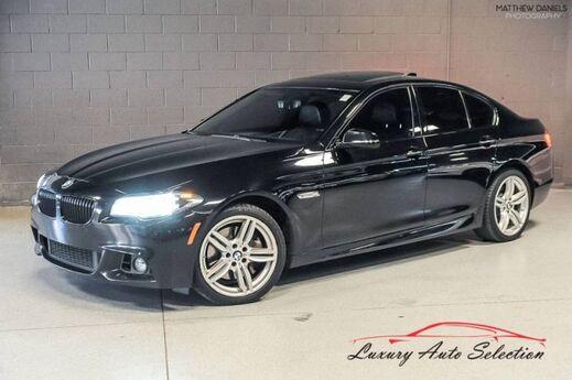2014 BMW 550i xDrive MSport 4dr Sedan Chicago IL