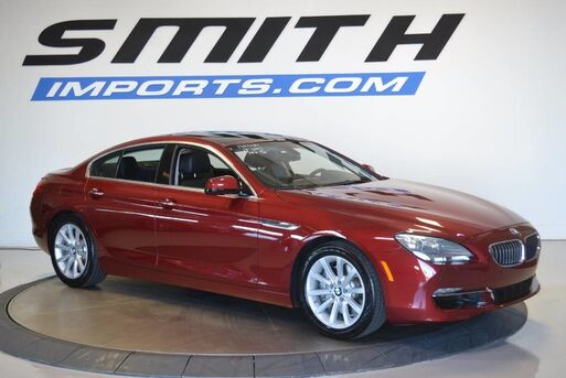 2014_BMW_6 Series_640i Gran Coupe_ Memphis TN