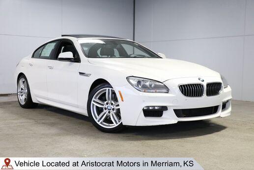 2014 BMW 6 Series 640i xDrive Gran Coupe Kansas City KS