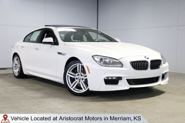 2014 BMW 6 Series 640i xDrive Gran Coupe Kansas City KS