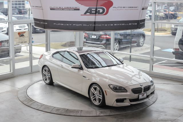 2014 BMW 6-Series 640xi Coupe Chantilly VA