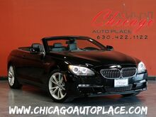2014_BMW_6 Series-convertible_640i xDrive-MSRP-91225_ Bensenville IL