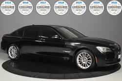 BMW 7 Series 740Li xDrive 2014