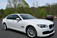 2014_BMW_7 Series_740Li xDrive M-Sport_ Easton PA