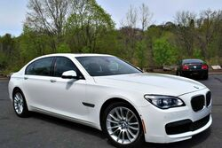 BMW 7 Series 740Li xDrive M-Sport 2014
