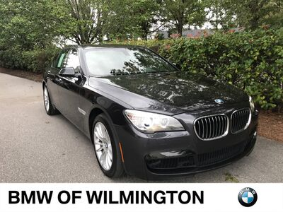 2014_BMW_7 Series_740i_ Charleston SC