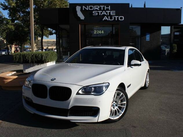 2014_BMW_7 Series_750Li_ Walnut Creek CA
