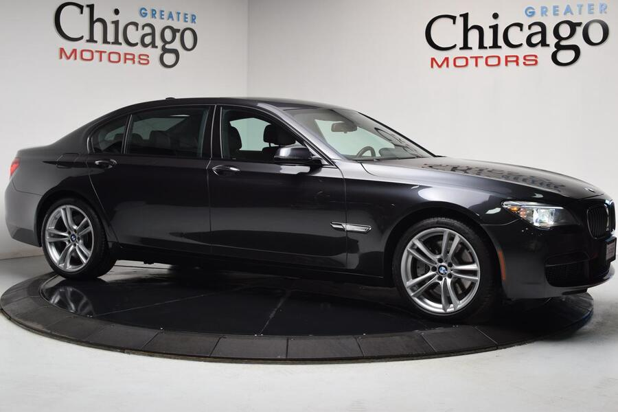2014_BMW_750LI 1 Owner~A_Still Under Warranty until 10/2018!_ Chicago IL
