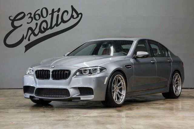 2014_BMW_M5_Competition_ Austin TX