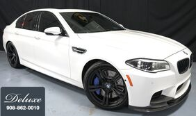 BMW M5 RWD / Over $25000 in Options/ BMW Warranty/ One-owner/ Competition Pkg 2014