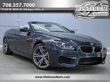 2014_BMW_M6_2 Owner Southern Car Executive Pkg Nav Loaded_ Hickory Hills IL