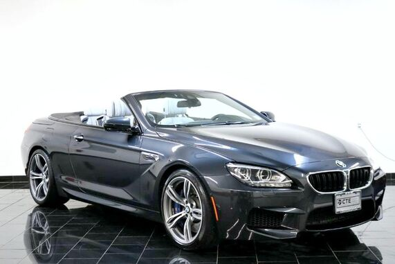 2014_BMW_M6_2dr Conv, 1 Owner, Clean Carfax, Executive Package, Driver Assistance Package, Head-up Display, Bang & Olufsen High-end Surround Sound System, Navigation System, Back-up Camera,_ Leonia NJ