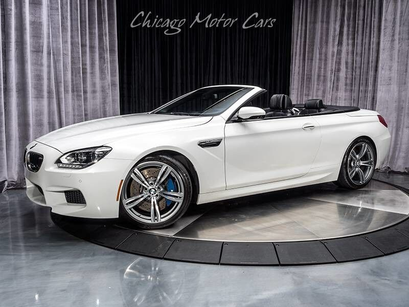 2014_BMW_M6_Convertible_ Chicago IL