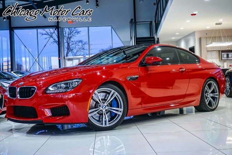 2014_BMW_M6_Coupe_ Chicago IL