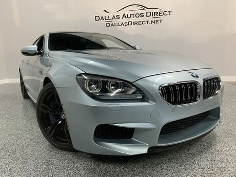 2014 BMW M6 **Executive PKG** Carrollton  TX
