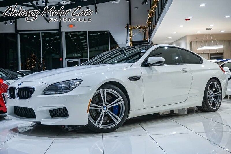 2014_BMW_M6 Manual 6 Speed Trans_Coupe_ Chicago IL