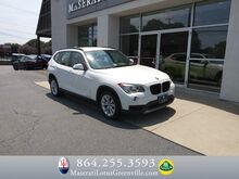 2014_BMW_X1_xDrive28i_ Greenville SC